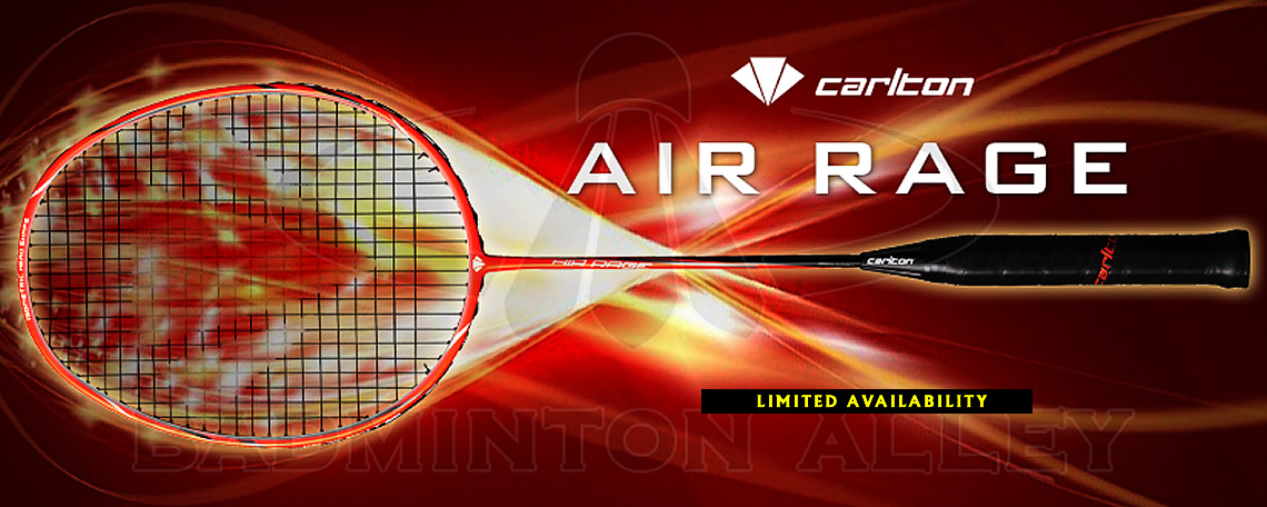 Carlton Air Rage Badminton Racket