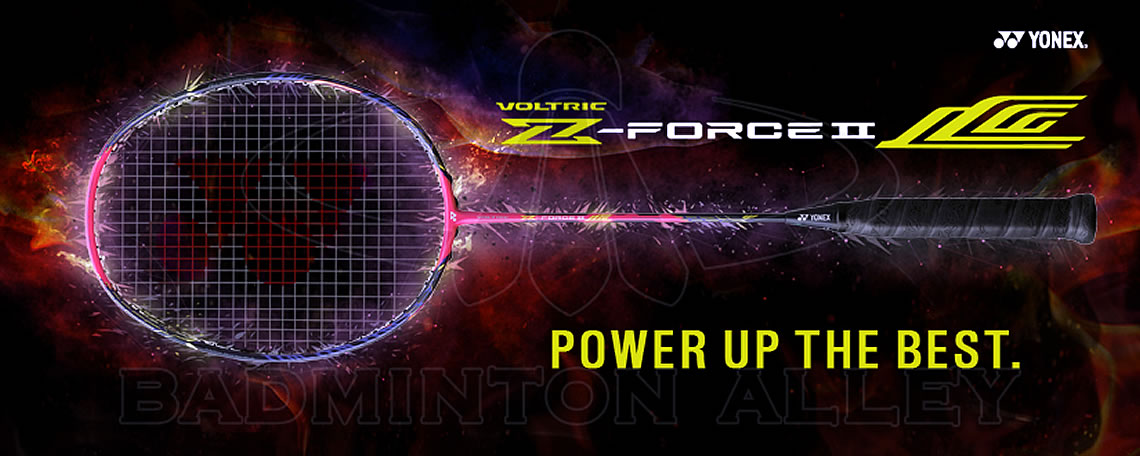 Yonex Voltric Z-Force 2 Lee Chong Wei Exclusive Edition (VTZF2-LD) Badminton Racket