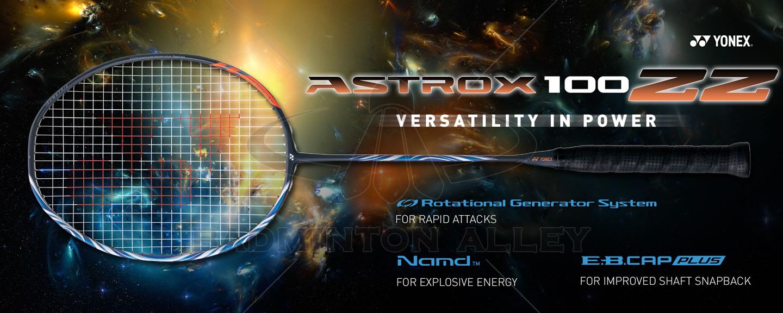 Yonex Astrox 100 ZZ (AX100ZZ) Dark Navy Badminton Racket