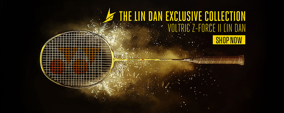 Yonex Voltric Z-Force 2 Lin Dan Exclusive Edition (VTZF2-LD) Badminton Racket