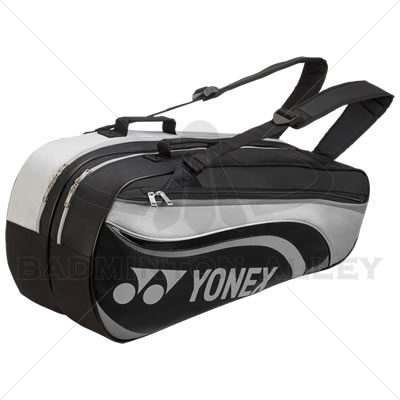Yonex 8826EX Gray Tournament Active Badminton Tennis Bag