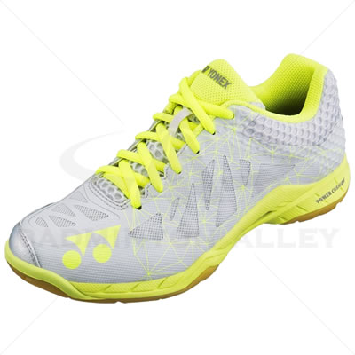 Yonex Power Cushion Aerus 2 LX Grey Lime Women Badminton Shoes