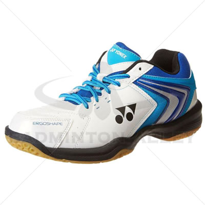 Yonex Power Cushion SHB-47EX Blue Badminton Shoes
