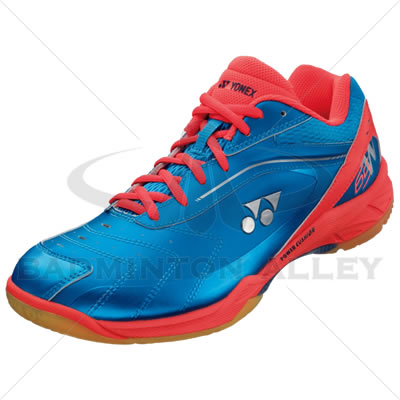 Yonex SHB-65WEX Wide Blue Badminton Shoes